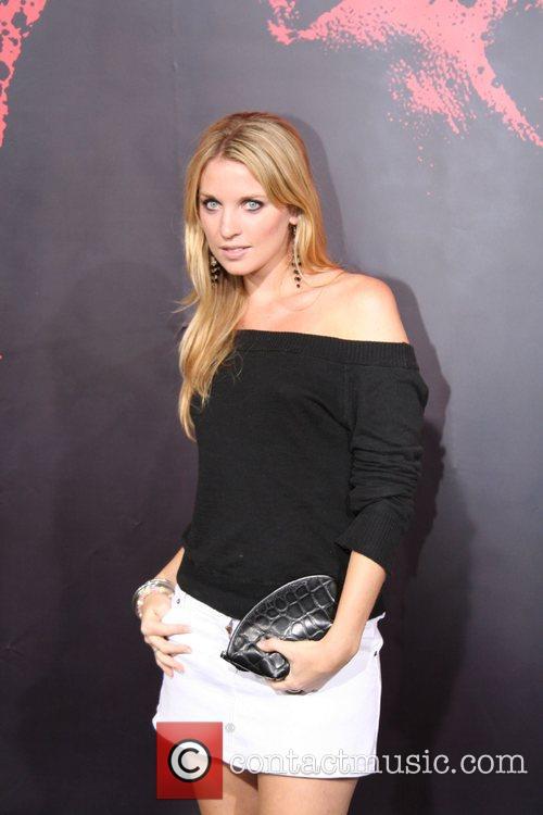 Tara Linston Los Angeles Premiere of '30 Days...