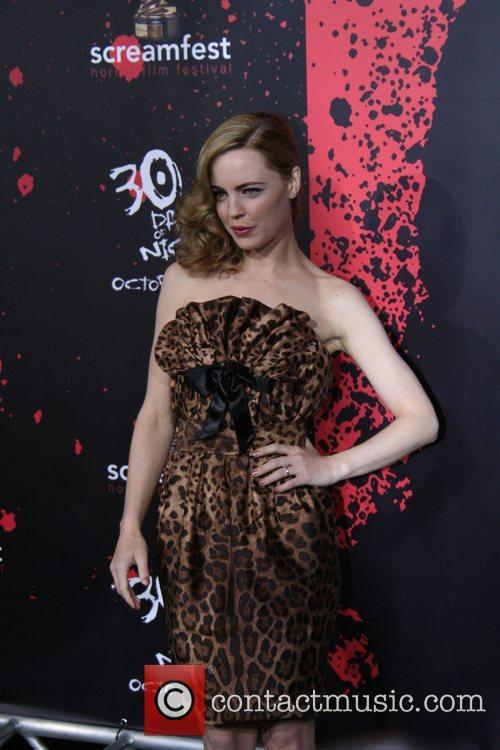 Melissa George Los Angeles Premiere of '30 Days...