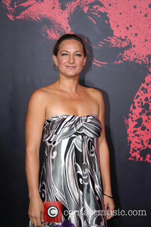 Zoe Bell Los Angeles Premiere of '30 Days...