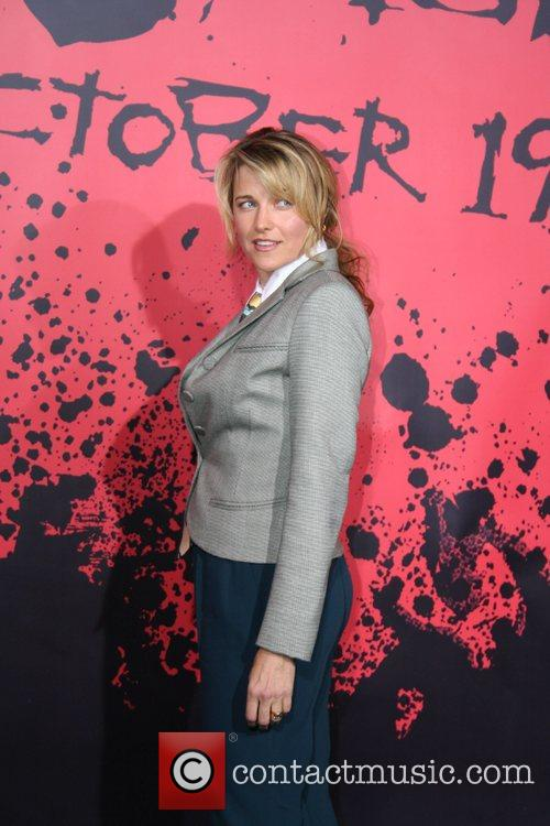 Lucy Lawless Los Angeles Premiere of '30 Days...