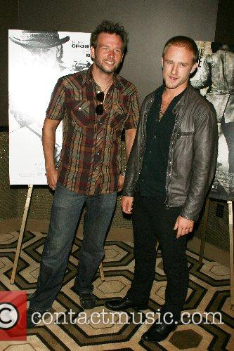 Dallas Roberts and Ben Foster 8