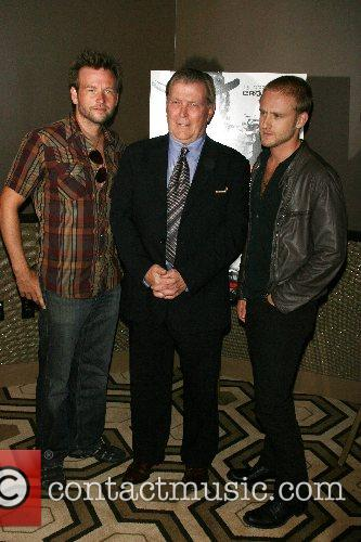 Dallas Roberts, Terry McDonell, Ben Foster Special Screening...