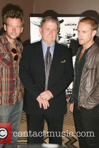 Dallas Roberts, Terry Mcdonell and Ben Foster 10