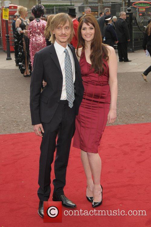 Mackenzie Crook and Gemma Arterton at the UK...