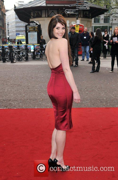 Gemma Arterton Charity World premiere of 'Three and...