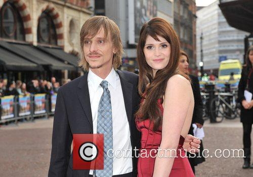 Mackenzie Crook and Gemma Arterton 1
