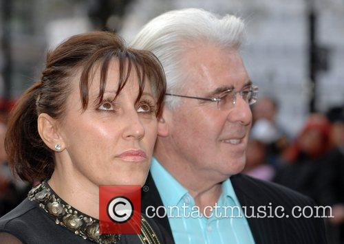 Max Clifford and guest Charity World premiere of...