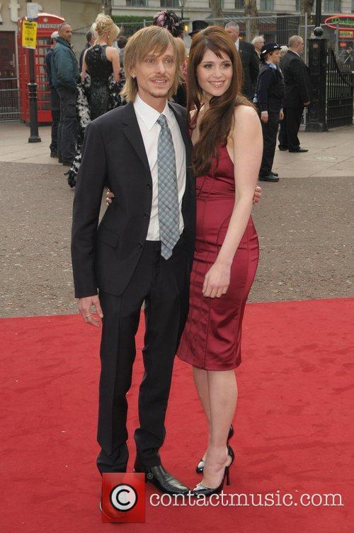 Gemma Arterton and Mackenzie Crook at the UK...
