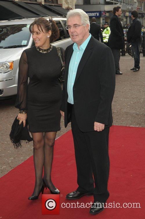 Max Clifford and guest at the UK film...
