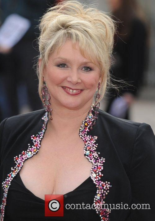 Cheryl Baker  at the premiere of 'Three...