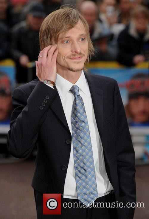 Mackenzie Crook at the premiere of 'Three And...