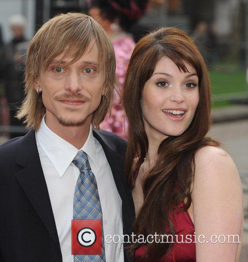 Mackenzie Crook and Gemma Arterton  at the...