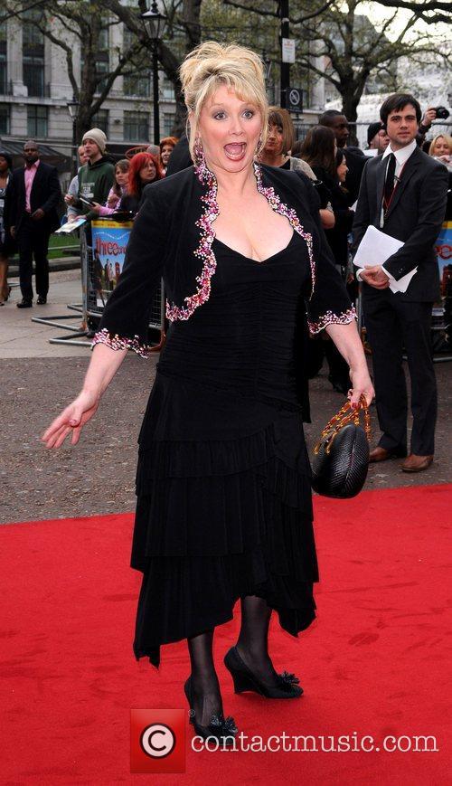 Cheryl Baker at the UK film premiere of...