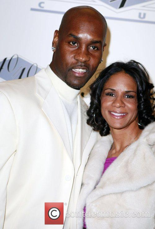 Gary Payton and Monique Payton