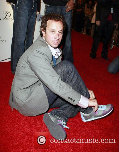 Pauly Shore Grand opening of Jay-Z's 40/40 sports...