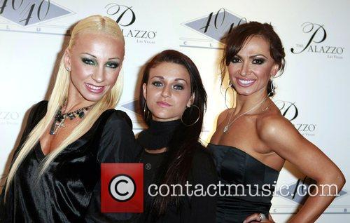 Snow Urbin, Anna Tovbin and Karina Smirnoff Grand...