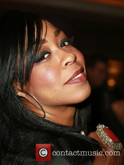 Tichina Arnold Grand opening of Jay-Z's 40/40 sports...