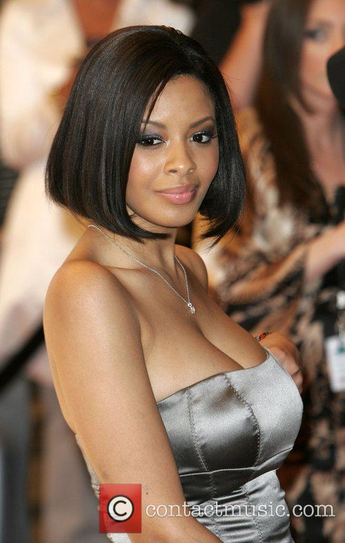 Vanessa Simmons Grand opening of Jay-Z's 40/40 sports...