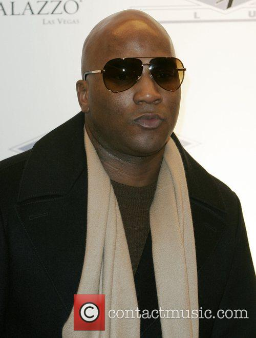 Young Jeezy Grand opening of Jay-Z's 40/40 sports...