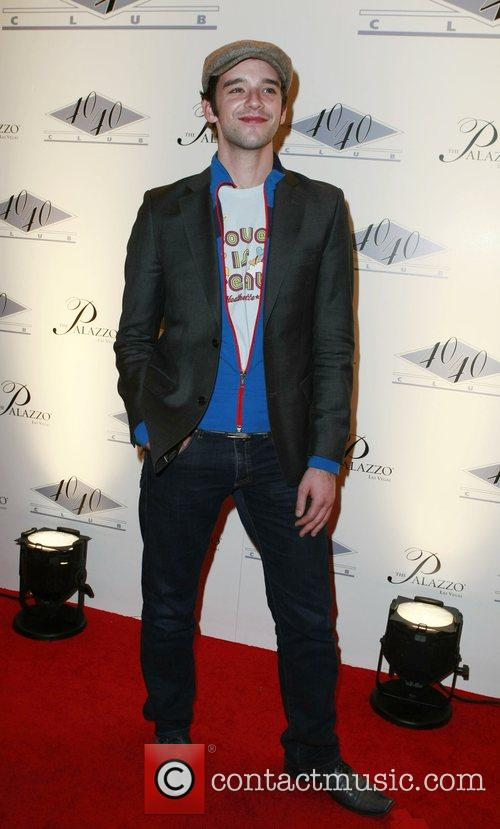 Michael Urie Grand opening of The 40/40 Club,...
