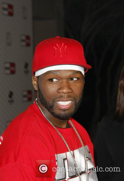 50 cent 50 cent and Vitaminenergy host a...