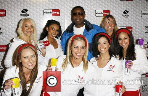 Doug E. Fresh and models 50 cent and...