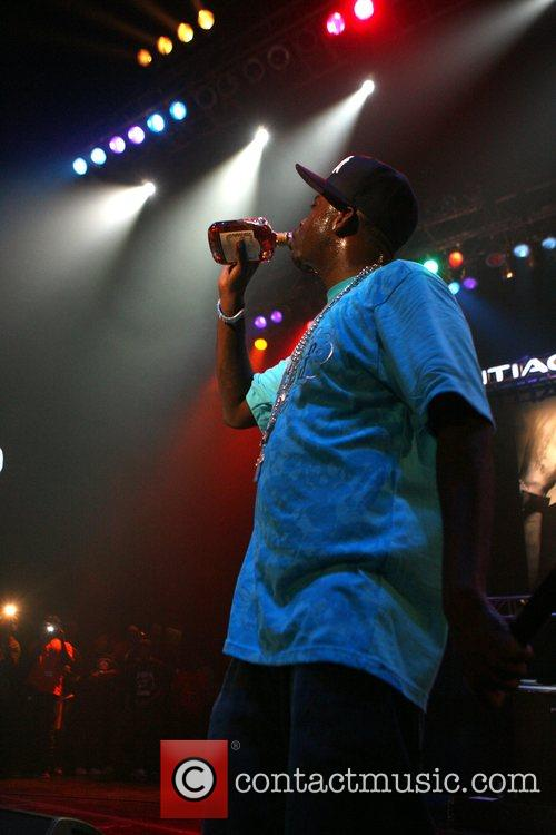 Tony Yayo and 50 Cent 1