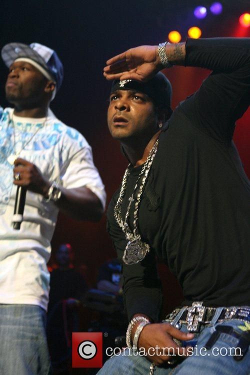 50 Cent and Jim Jones 5