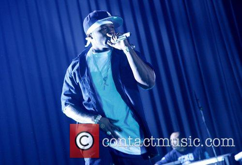 50 Cent performing live at E-Werk