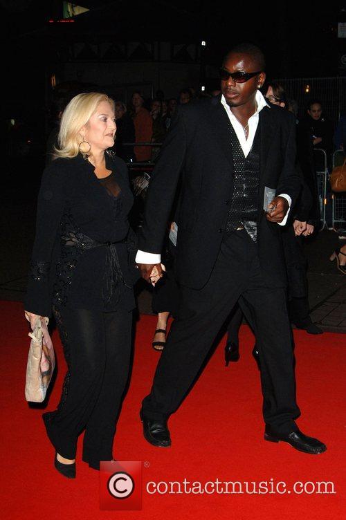 Vanessa Feltz and Ben Ofoedu The Times BFI...