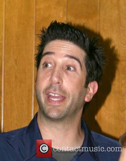 David Schwimmer  54th Annual SHARE, Inc. 'Boomtown...