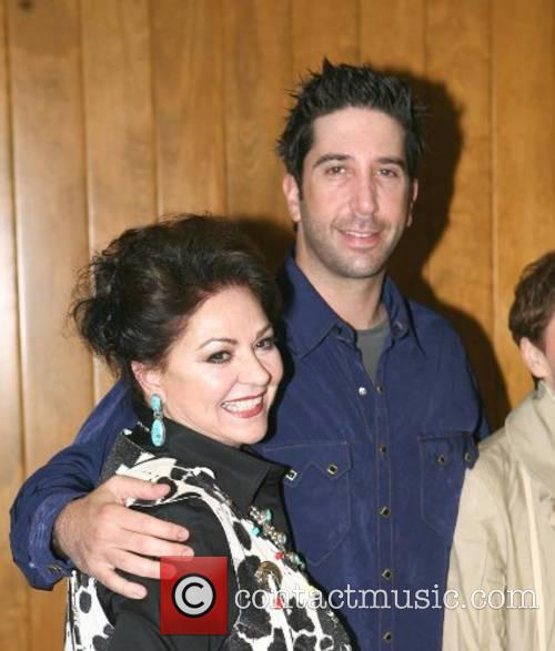 David Schwimmer and guest 54th Annual SHARE, Inc....