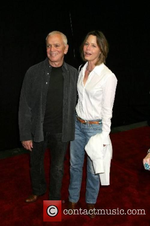 Susan Dey and her husband, Bernard Sofronski 54th...