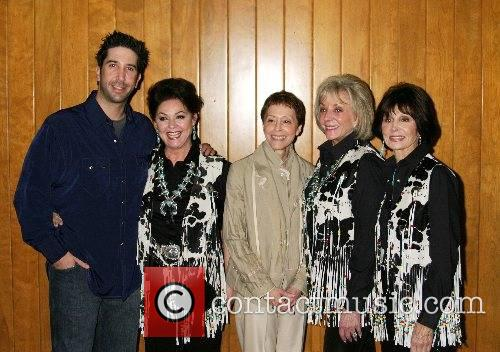 David Schwimmer and guests 54th Annual SHARE, Inc....
