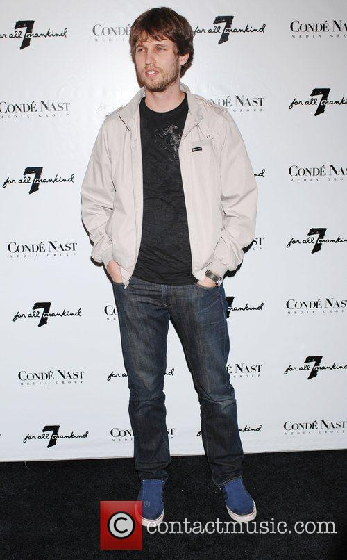 Jon Heder '7 For All Mankind' celebrates the...