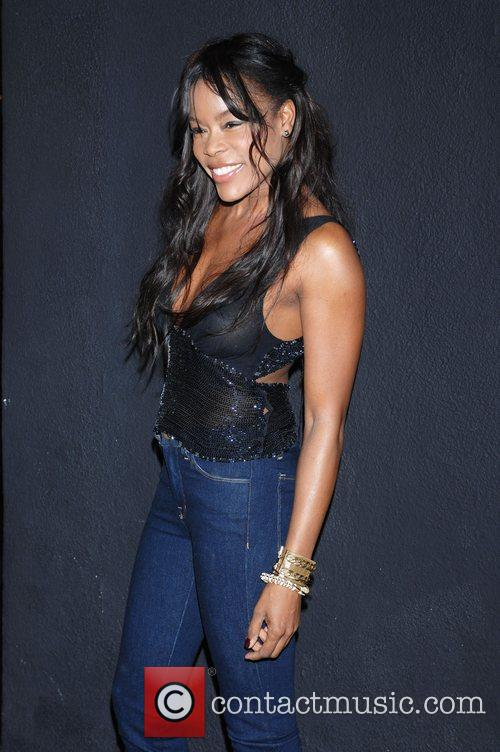 Golden Brooks '7 For All Mankind' celebrates the...