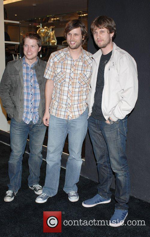 The Heder Brothers '7 For All Mankind' celebrates...