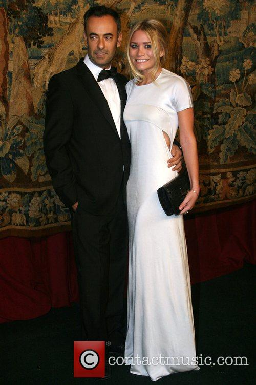 Francisco Costa and Ashley Olsen 7th On Sale...