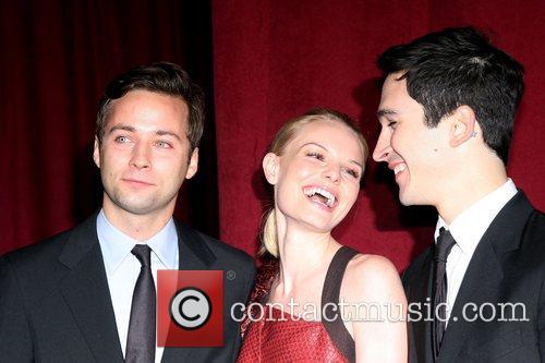 Kate Bosworth, Lazaro Hernandez and Jack McCollough 7th...