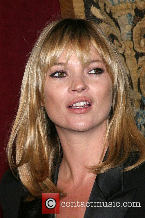 Kate Moss 7th On Sale Black Tie Gala...