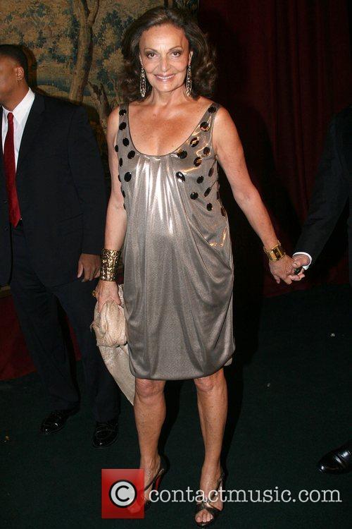 Diane Von Furstenberg 7th On Sale Black Tie...