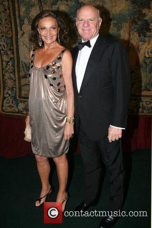 Diane Von Furstenberg and Barry Diller 1