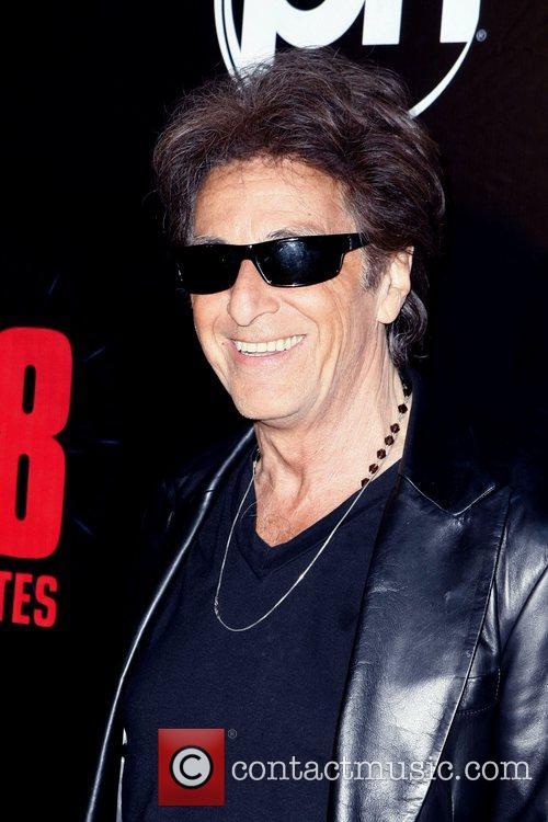 Al Pacino The World Premiere of '88 Minutes'...