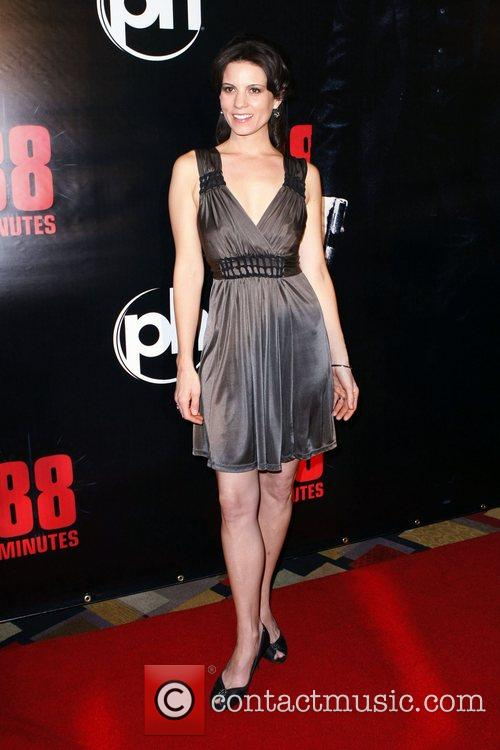 Leah Cairns The World Premiere of '88 Minutes'...