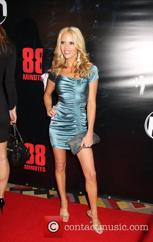 Shana Wall The World Premiere of '88 Minutes'...