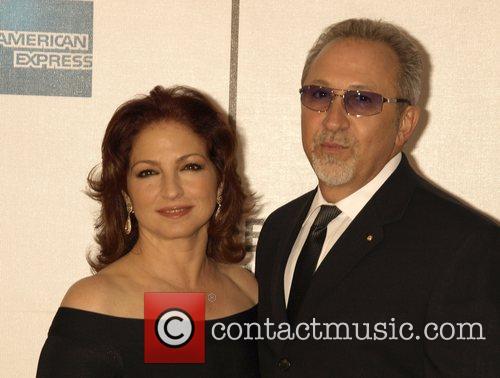 Gloria Estefan and Emilio Estefan Tribeca Film Festival...