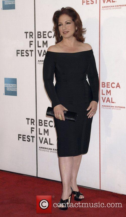 Gloria Estefan Tribeca Film Festival 2008 premiere of...