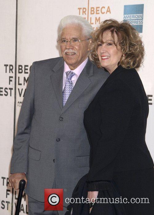 Johnny Pacheco and Cuqui Pacheco Tribeca Film Festival...