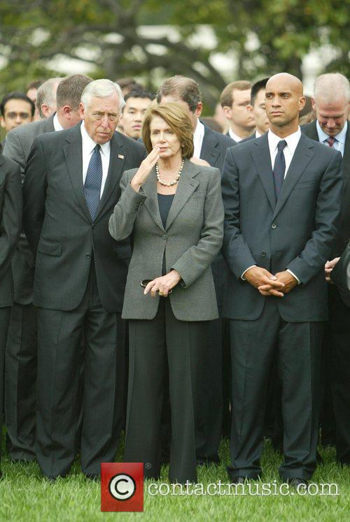 Steny Hoyer, House Speaker Nancy Pelosi and Mayor...