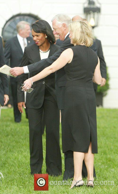 Secretary of State Condaleeza Rice